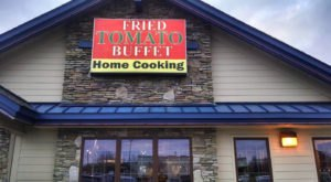 The All-You-Can-Eat Buffet At Fried Tomato Buffet In Alabama Features Downright Delicious Country Cookin'
