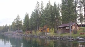 Relax And Unwind At The Peaceful Lodge at McGregor Lake In Montana