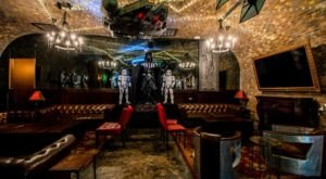 There's A Star Wars-Themed Pop-Up Bar In Texas And The Drinks Are From Another Galaxy