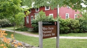 Walk Through 60 Acres Of Gorgeous Landscapes At The Weir Farm National Historic Site In Connecticut