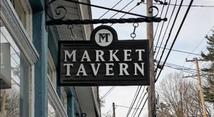 Your New Happy Place Just May Be Market Tavern, A Shop And Bar Complete With Rubber Ducky Topped Drinks