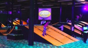 Fun Slides In Pittsburgh Is The World's Only Indoor Carpet Skate Park And You'll Want To Visit