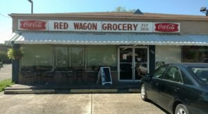 Red Wagon Grocery Has Some Of The Best Hot Plates Near New Orleans