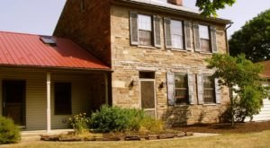 Share Your Room With Friendly Spirits At This Historic Civil War Farm Airbnb In Pennsylvania