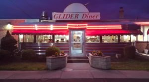 Open Since The 1940s, Step Back In Time At Glider Diner In Pennsylvania