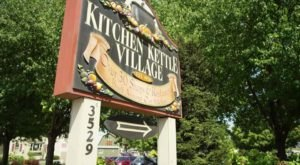 Sit Down To A Delicious Breakfast With The Easter Bunny At Kitchen Kettle Village In Pennsylvania