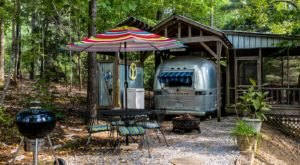 The Vintage Airstream Trailer B&B In Alabama That's Sure To Make A Glamper Out Of You