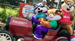 Admission-Free, Knoebels In Pennsylvania Is The Perfect Day Trip Destination