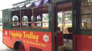 The Wine Trolley Tour Near Pittsburgh You'll Absolutely Love