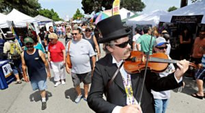 Attend The Largest Fungi Celebration In Northern California With Mushroom Mardi Gras
