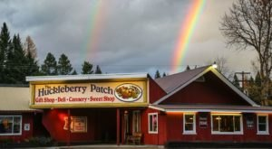 The Huckleberry Patch In Montana Has A Huckleberry Pie Known Around The World