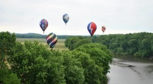 The Sky Will Be Filled With Colorful And Creative Hot Air Balloons At The Coshocton Hot Air Balloon Festival In Ohio