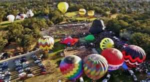 The Sky Will Be Filled With Colorful Balloons At The Sonoma County Hot Air Balloon Classic In Northern California