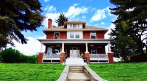 You'll Never Want To Leave The Historic Caledonia Bed & Breakfast In Montana