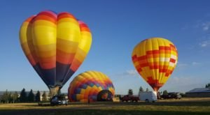 The Sky Will Be Filled With Colorful And Creative Hot Air Balloons At The Teton Valley Balloon Rally In Idaho