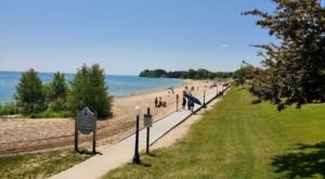 Crescent Beach Boardwalk In Wisconsin Leads To Incredibly Scenic Views