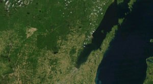 5 Unique Aerial Shots Of Wisconsin From Outer Space