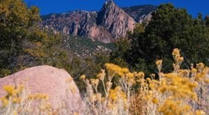 Elena Gallegos Outdoor Space Is A Scenic Outdoor Spot In New Mexico That's A Nature Lover's Dream Come True