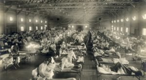 102 Years Ago, Thousands Of People In Missouri Died Due To A Strain Of The Flu
