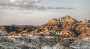 The Terry Badlands In Montana Look Like Something From Another Planet