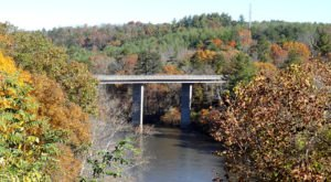 One Of The Oldest Rivers In The World, The French Broad River, Passes Right Through Tennessee