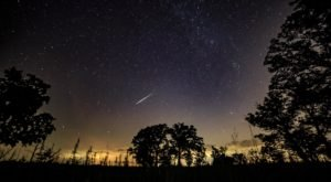 Surges Of Up To 100 Meteors Per Hour Will Light Up The Ohio Skies During The 2020 Lyrid Meteor Shower This April