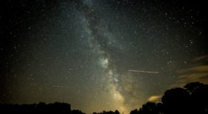 Surges Of Up To 100 Meteors Per Hour Will Light Up The Buffalo Skies During The 2020 Lyrid Meteor This April
