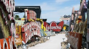 Experience The Glitz Of Las Vegas From Your Home With A Virtual Tour Of Nevada's Neon Museum