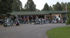 Enjoy A Beer Garden And Live Music During Your Stay At The Rush No More Campground In South Dakota