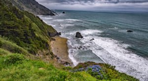 Enderts Beach In California Is One Of America's Most Wonderfully Secluded Beaches
