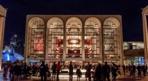 Watch New York's Famed Metropolitan Opera For Free All Week Long With The New Nightly Met Opera Streams