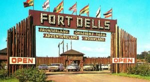 You Might Remember The Now Defunct Wisconsin Theme Park, Fort Dells