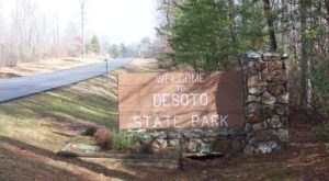 Alabama's DeSoto State Park Is One Of The Southeast's Best Hiking Destinations For Spring