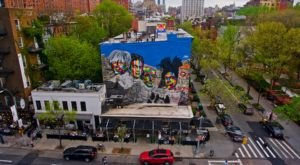 Stay Home And Enjoy The Views Of New York's Best Street Art And Murals With These Virtual Tours