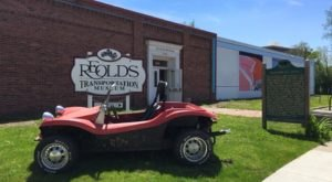The R.E. Olds Transportation Museum In Michigan Is A Paradise For Car Enthusiasts