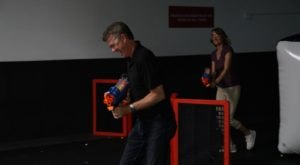 Ohio's First Indoor Nerf Gun Arena Is Just As Much Fun As It Sounds