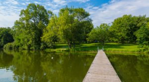 The Enormous Lake Macbride In Iowa Is One Of The Best Fishing Holes In The Country