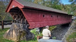 The Oldest Covered Bridge Near Buffalo Has Been Around Since 1853
