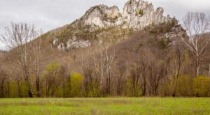 West Virginia's Iconic Seneca Rocks Are Legendary In More Ways Than One