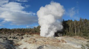 Steamboat Geyser In Wyoming Was Named One Of The Most Stunning Lesser-Known Places In The U.S