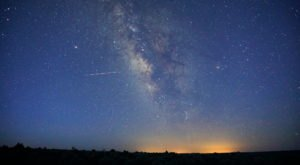 Surges Of Up To 100 Meteors Per Hour Will Light Up The New Hampshire Skies During The 2020 Lyrid Meteor This April