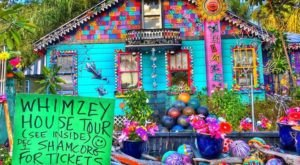 Take A Tour Through Whimzeyland In Florida, One Of The Most Incredible Homes Ever Constructed