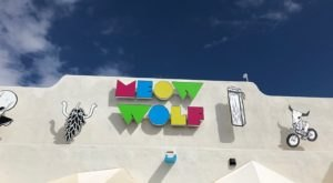 Named One Of The Country's Best Margaritas, Try The Imaginative Meowgarita At A New Mexico Art Installation