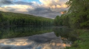 Enjoy The Fresh Air And Pristine Trails At Bays Mountain Park & Planetarium In Tennessee