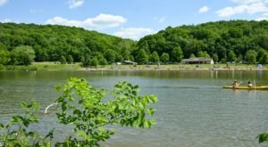 The Hike To This Secluded Beach Near Pittsburgh Is Positively Amazing