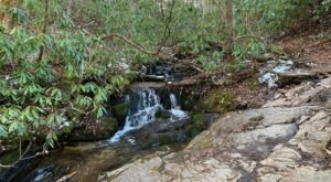 The Waterfall Views From The Boone Fork Trail In North Carolina Are One Of A Kind