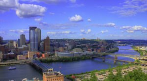 Pittsburgh Was Just Named One Of The Healthiest Cities To Live In 2020