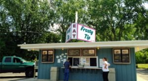 Visit Deprey's Frosty Tip, The Small Town Burger Joint In Wisconsin That's Been Around Since 1954
