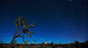 Surges Of Up To 100 Meteors Per Hour Will Light Up The Southern California Skies During The 2020 Lyrid Meteor This April