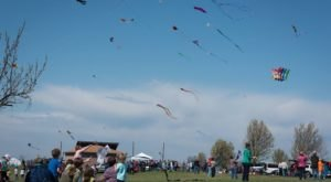 The Kite Festival In Arkansas Is Back For Its 30th Year Of Fun & Festivities